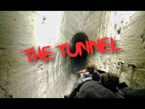 FRENCH URBEX #THE TUNNEL! Cool underground exploration!