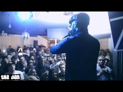 Ghetts & RudeKid - The Den (LIVE)
