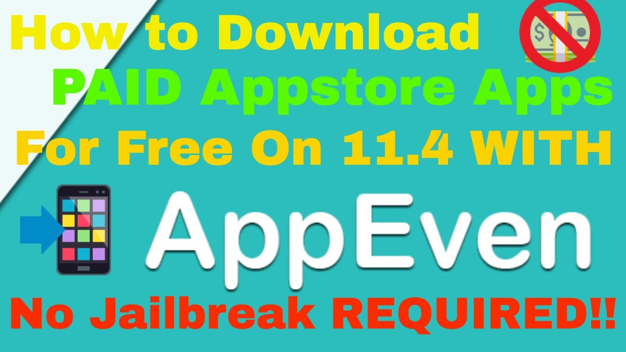 How To Download PAID App Store Apps FREE On iOS 11 4 NO JAILBREAK  REQUIRED!! iPhone iPad iPod