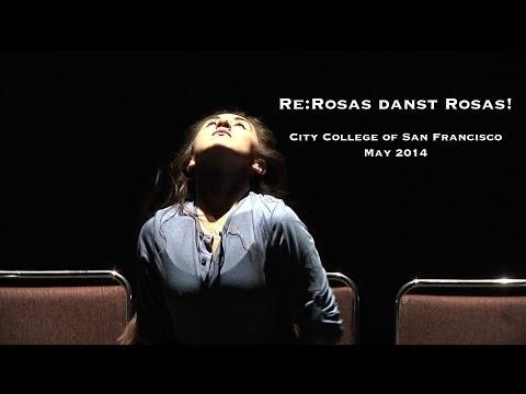 Re:Rosas danst Rosas! - City College of San Francisco