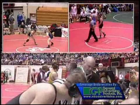 OHSAA State Team Wrestling Quarterfinal
