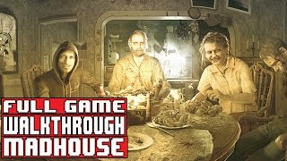 RESIDENT EVIL 7 Gameplay Walkthrough Part 1 FULL GAME (MADHOUSE DIFFICULTY) - No Commentary