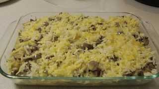Vegetarian (ovo-lacto) Breakfast Casserole (medium Salt!)