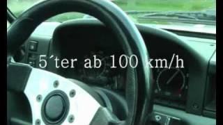 Opel Corsa C20NE Testfahrt