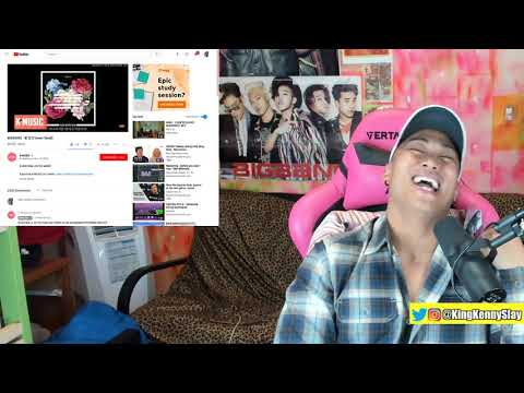 King Kenny Reacts to BIGBANG FLOWER ROAD ( I MISS THEM SO MUCH!!!)