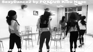 """Beautiful Liar"" Sexy Dance Class by VDANCE FOX Kiều Ngọc"