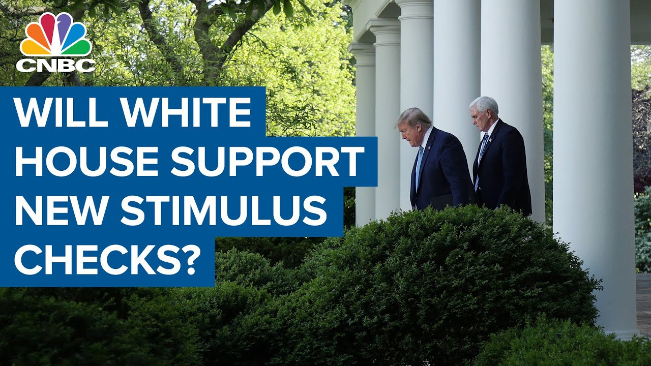 Second stimulus check: the White House would support a second ...