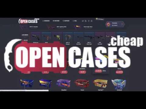 Cs Go Case Opening Site