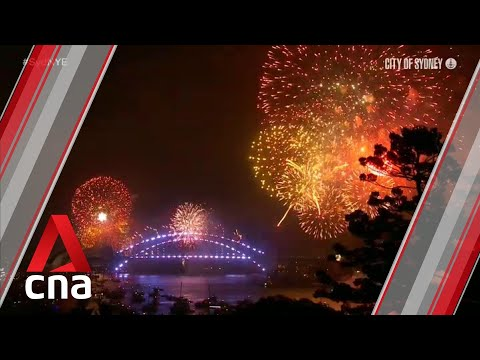 Sydney Rings In 2020 With Fireworks Spectacle Amid Bushfire Crisis