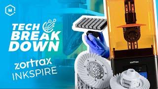Zortrax Inkspire UV LCD Resin Printer // 3D Printer Highlights