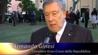 Armando Ginesi Cavaliere Gran Croce Repubblica Italiana