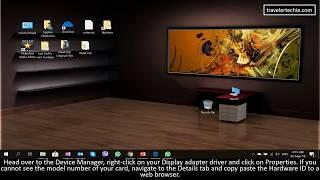 Intel hd graphics 520 flickering