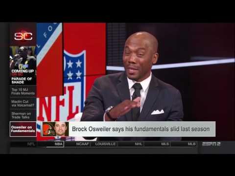 Brock Osweiler says his fundamentals slid last season   SportsCenter   June 16