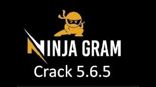 NinjaGram Crack 5.6.5