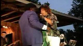 Percy and Rosa Sledge  Live at James Ranch