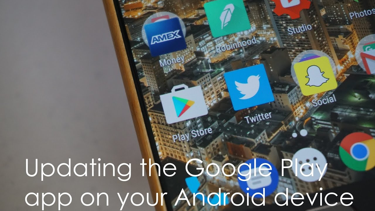 How to update the Google Play Store app on your Android phone or