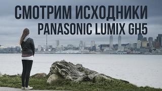 Смотрим исходники Panasonic Lumix GH5.
