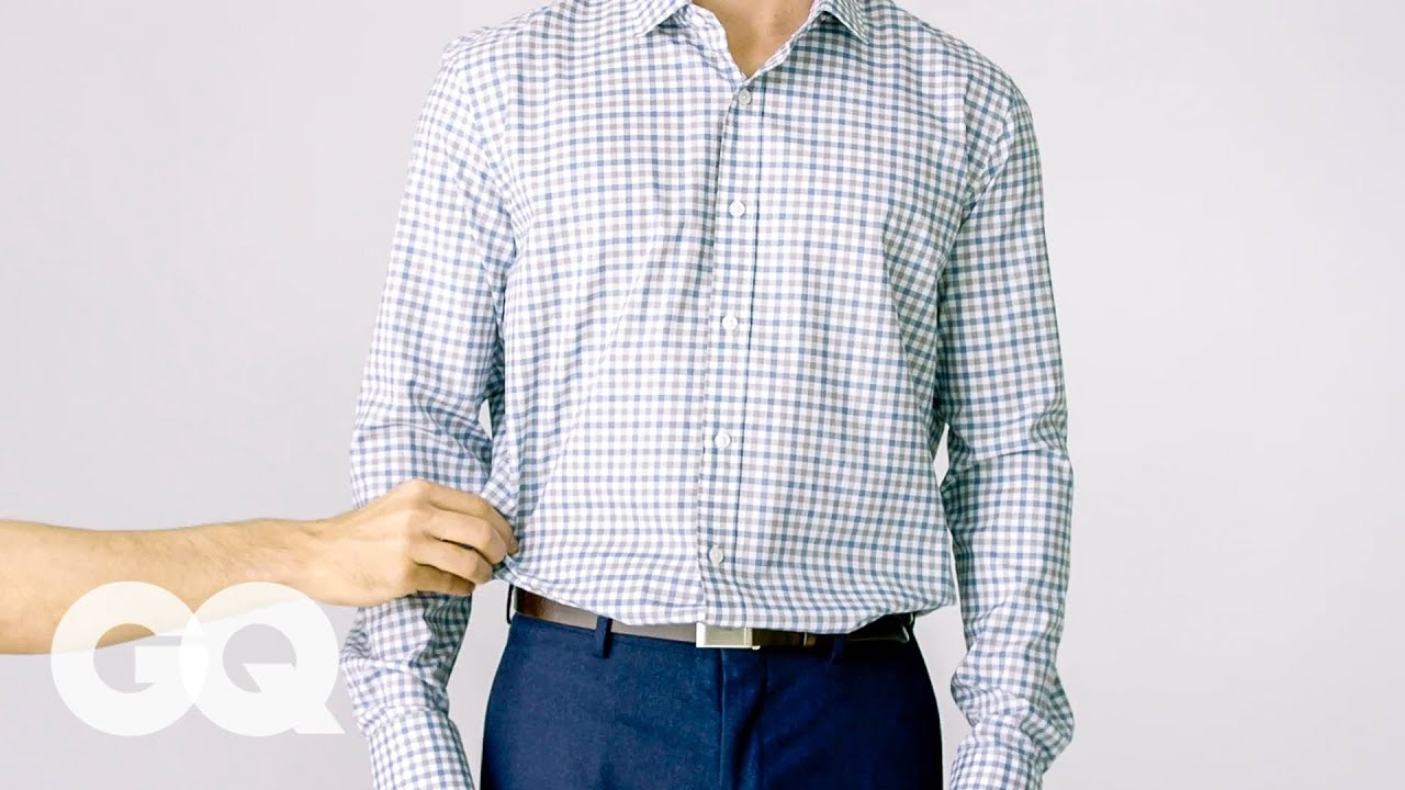 How To Tuck In Your Shirt The Right Way Do It Better Style Gq