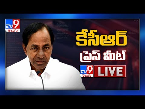 CM KCR Press Meet LIVE || Coronavirus ( Covid-19 ) Alert || Lockdown - TV9