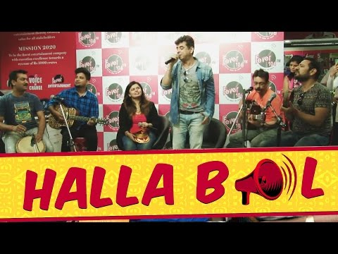 Euphoria's Halla Bol New Single Launch |...