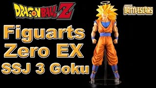 FIGUARTS ZERO EX SUPER SAIYAN 3 GOKU - UNBOXING