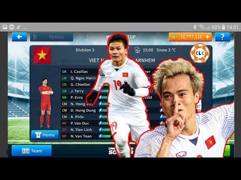 hack coin dream league soccer trên iphone - Mod ĐT Việt Nam Trên IOS | Full Coin | Dream League Soccer