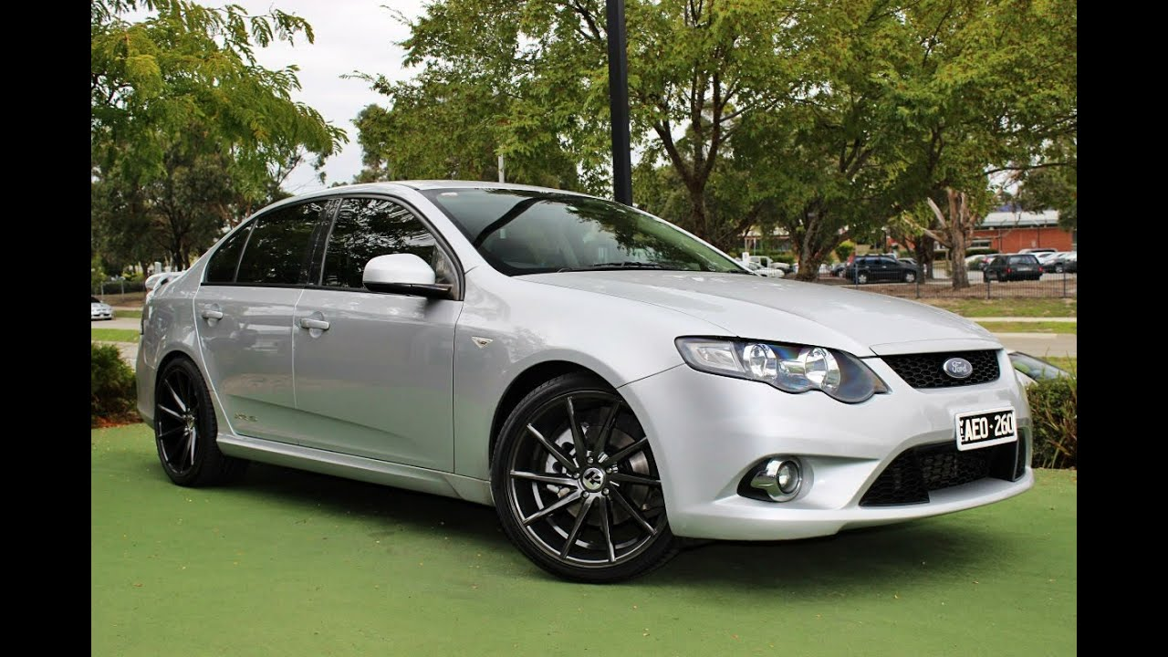 b5126 2011 ford falcon xr6 turbo fg auto review youtube. Black Bedroom Furniture Sets. Home Design Ideas