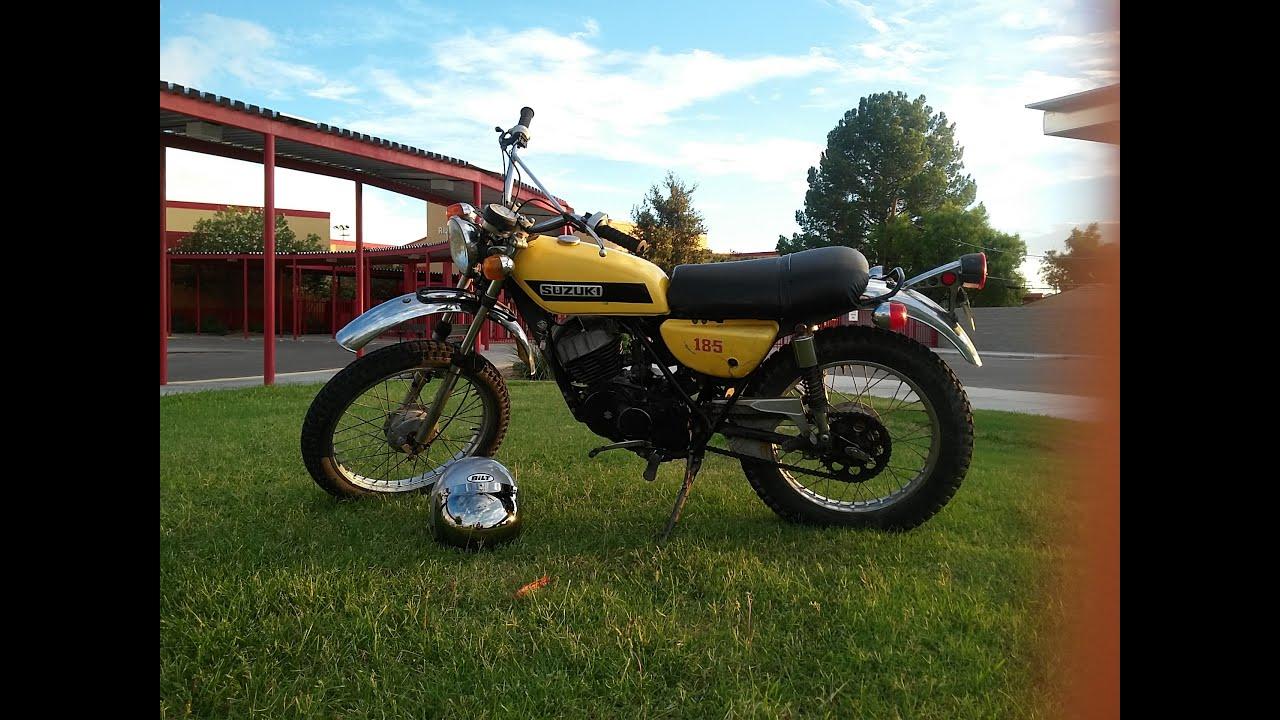 1971 Suzuki ts185