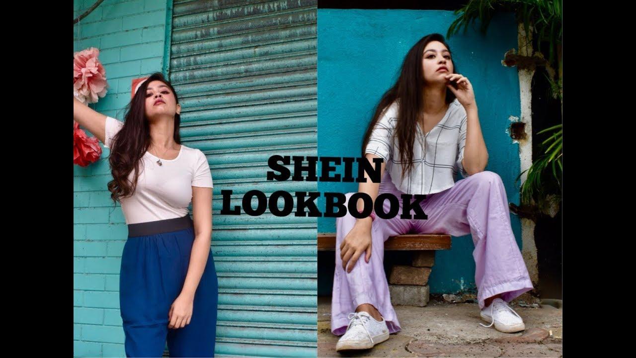 d22c2fa38508 SHEIN LOOKBOOK 2018 - YouTube