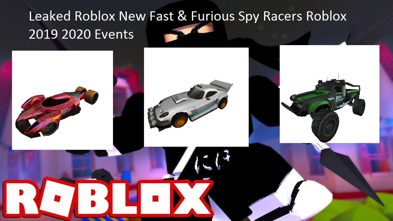 Roblox Halloween Event 2020 Event Key Leaked Roblox New Fast & Furious Spy Racers Roblox 2019 2020