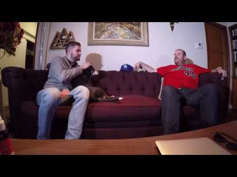 Darnay Tripp sits down with Eric Edelstein