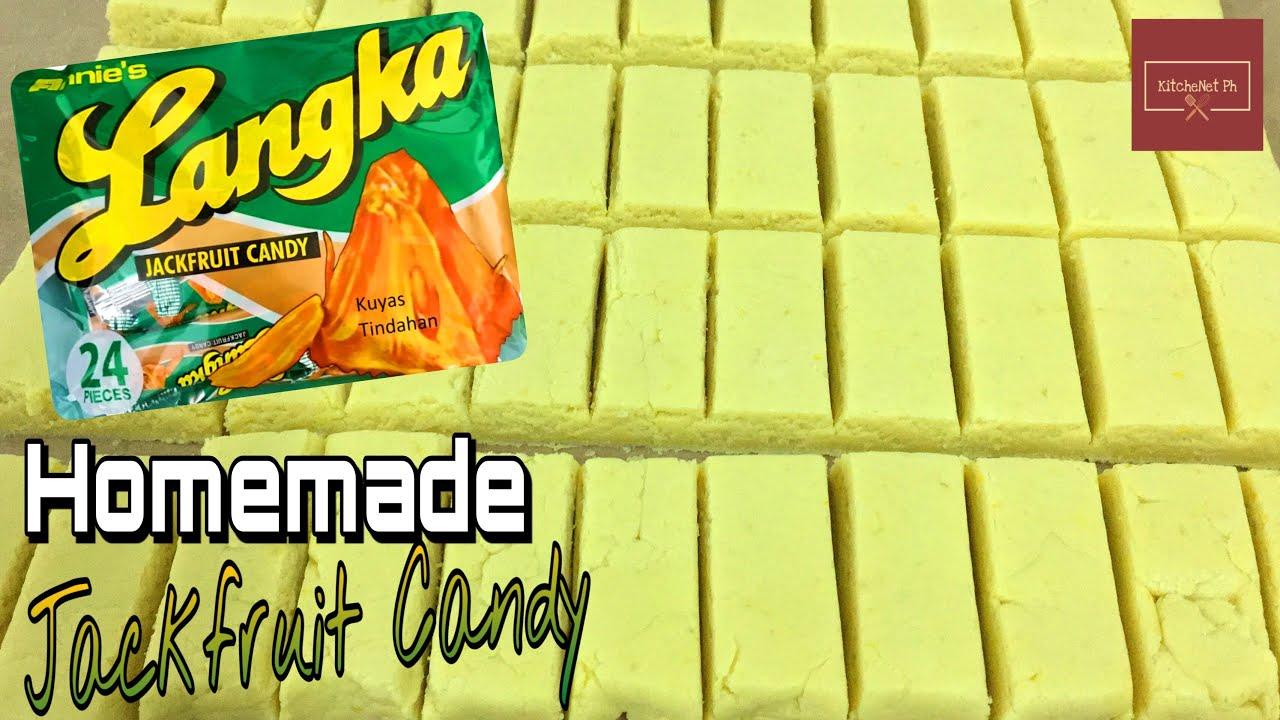 Jackfruit Candy | Langka Kende | KitcheNet Ph