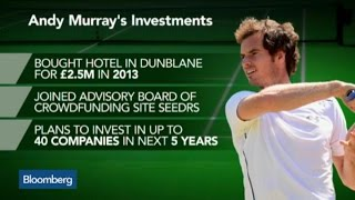 Where Does Andy Murray Put His Money?
