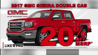 Crawford Buick GMC El Paso Used Cars and New Car Holdiay Sale 2017