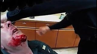 Bodycam Shows Federal Heights Officer Brutally Assaulting Man in Custody