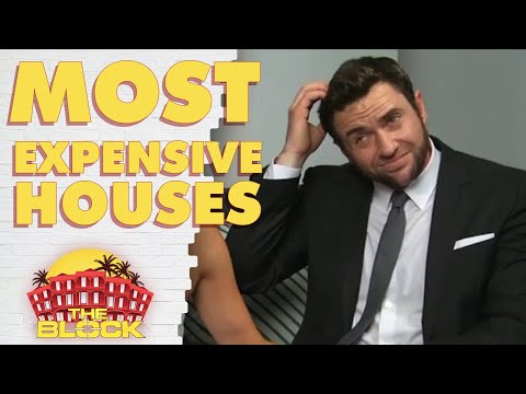 The Most Expensive Houses From Each Season | The Block 2019