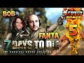 7Days To Die - Ep.5 : On se fait un plan ?- Fanta et Bob COOP Let's Play Survie Zombie