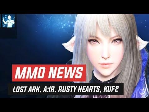 MMORPG News: Lost Ark RU Open Beta Ascent: Infinite Realm KR Open Beta, WoW: Shadowlands