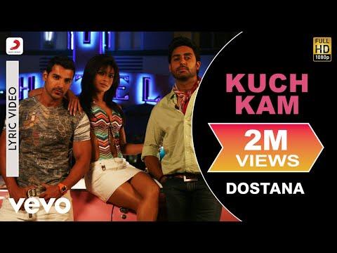 Kuch Kam - Dostana | Lyric Video | John | Abhishek | Priyanka