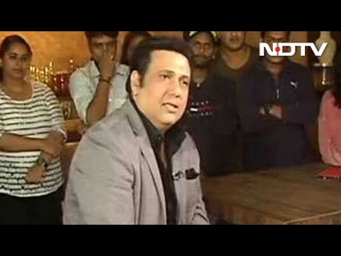 Govinda Explains How He Convinced His Mother To Permit Him To Act In Films