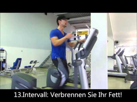 10 Minuten Fettverbrennung - Crosstrainer-Workout. Bis zu 5 Kilo weniger im ersten Monat... from YouTube · Duration:  11 minutes
