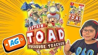 Jugando Captain Toad Treasure Tracker por primera vez BigManu