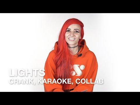 CBC Music: Crank, Karaoke, Collab with Lights