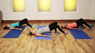 10-Minute Look Good in Your Leggings Workout | Class FitSugar