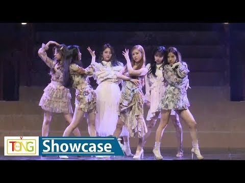 (G)I-DLE ((여자)아이들) 'Blow Your Mind' Showcase Stage (I made) [통통TV]