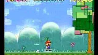 Super Paper Mario - The REAL Best Experience Trick