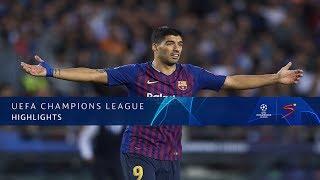 UEFA Champions League | Barcelona vs Inter Milan | Highlights