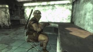 Fallout New Vegas - Invisible Piano Glitch
