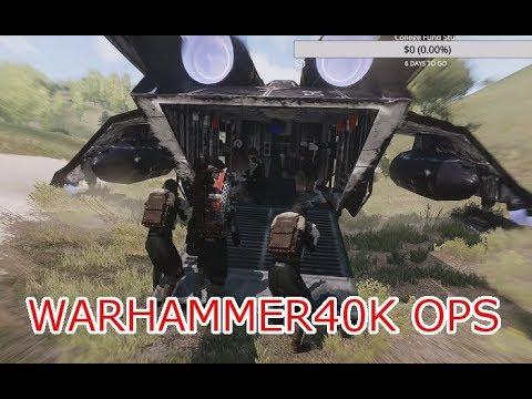 Warhammer40k In Arma 3!