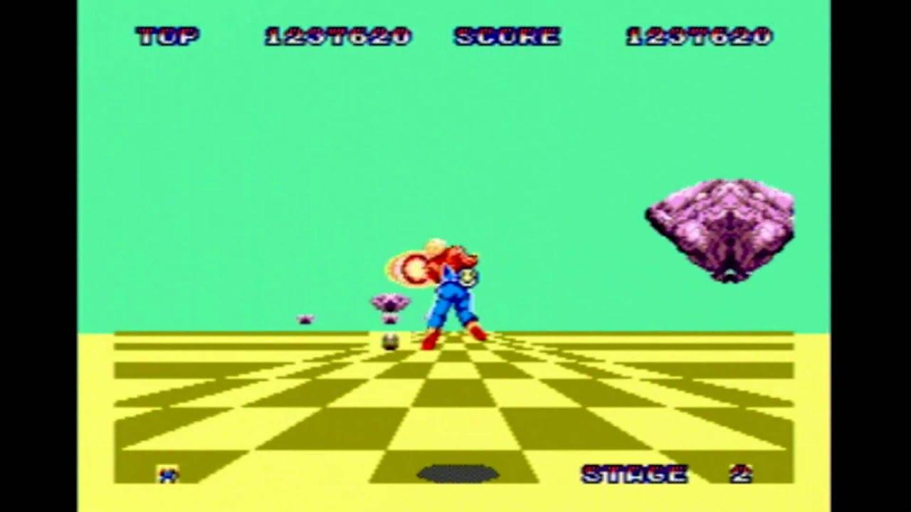 Sega Classic Game Room